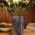 A hand built vase that I had made.