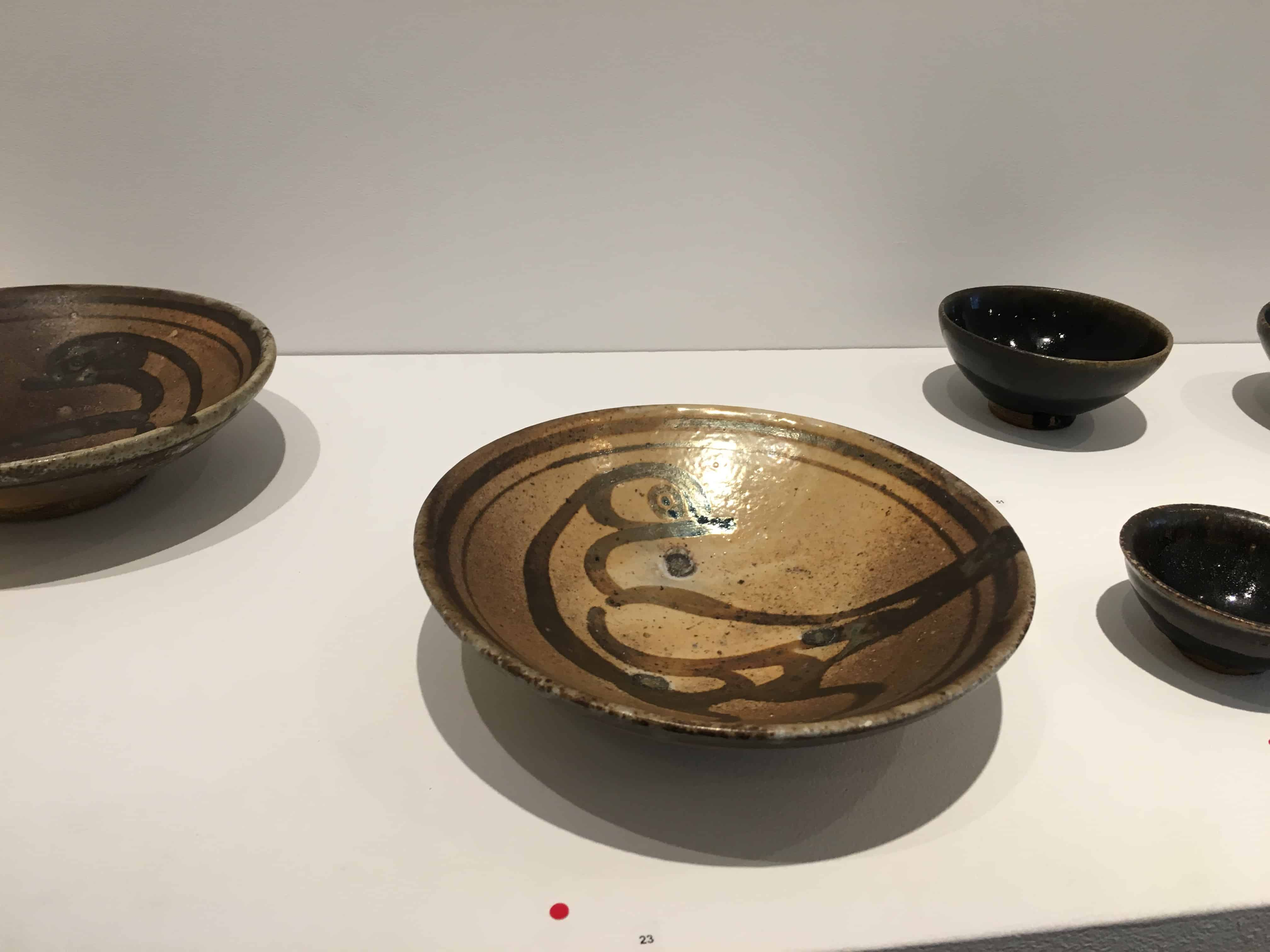 More bowls by Svend Bayer.