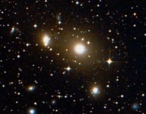 The Antlia Cluster, photo: NASA/ESA.