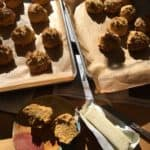 Try this recipe for Pumpkin Cornmeal Biscuits, during the holiday season.