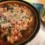 Tuscan Kale Stew with Cannellini Beans