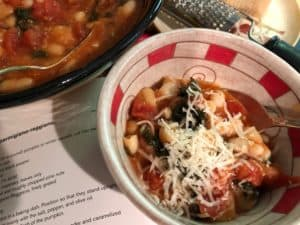 Tuscan Kale Stew with Cannellini Beans (3)