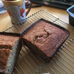 A Perfect Day for Banana Bread with Muscovado and Chocolate