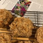 Currant scones with spelt...